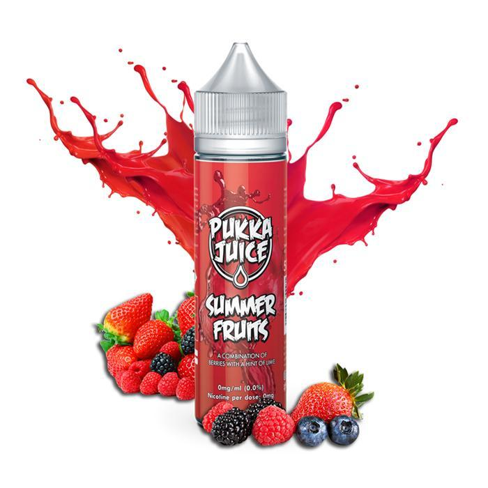 Summer Fruits By Pukka Juice
