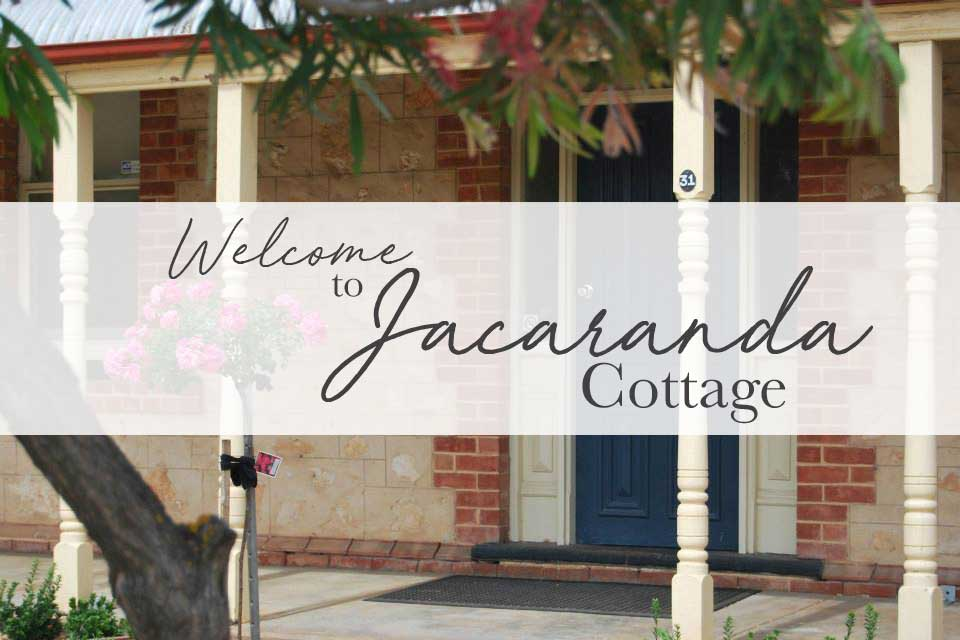 Welcome To Jacaranda Cottage