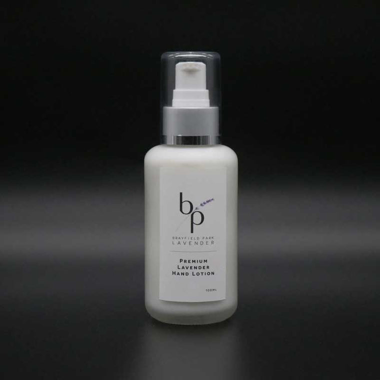 Premium Lavender Hand Lotion 100ml