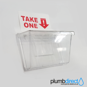 Outdoor vehicle business card holder box plumbdirect outdoor vehicle business card holder box colourmoves