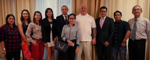 Sunbelt Business Brokers Philippine Team