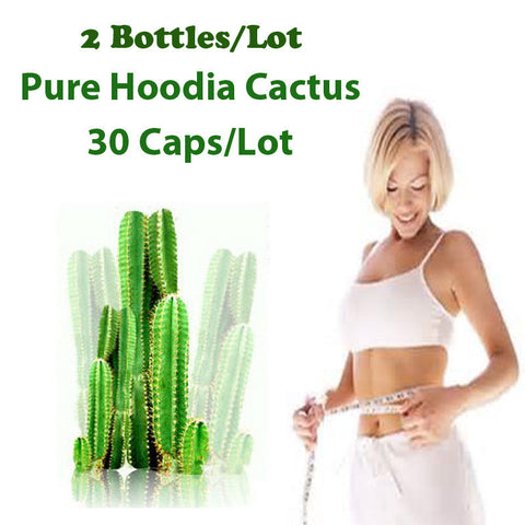60 Days Use Pure Hoodia Extract - Control Appetite