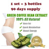 Image of 90 Days Pure Green Coffee Bean Extract