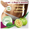 Image of 90 DAYS USE of Pure Garcinia Cambogia Extract