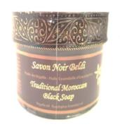 Moroccan Black Baldi Soap 250ml MC