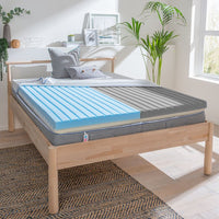 DUO Mattress with foam inserts