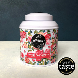 English Rose Garden - Loose Leaf Tea Caddy
