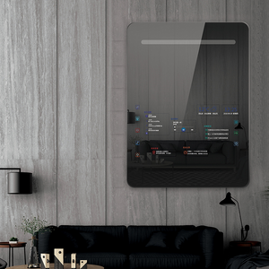 David Edition Touch Screen Smart Mirror