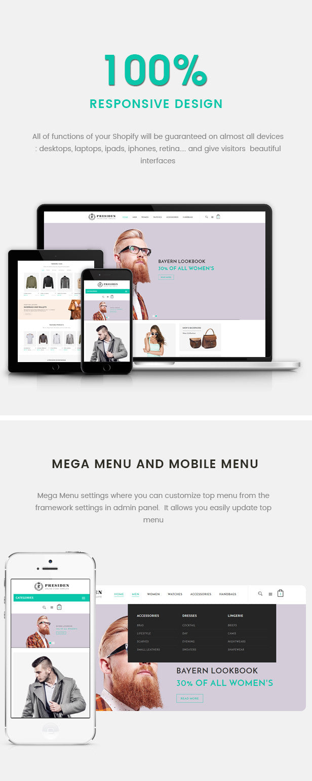 glasses shopify theme