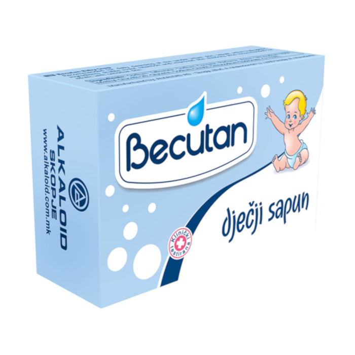 Becutan Children's Toilet Soap 90 g - Macedonian Delicacies