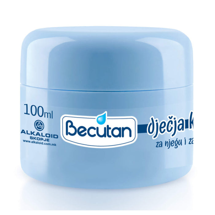 Becutan Cream for Children 100 ml - Macedonian Delicacies