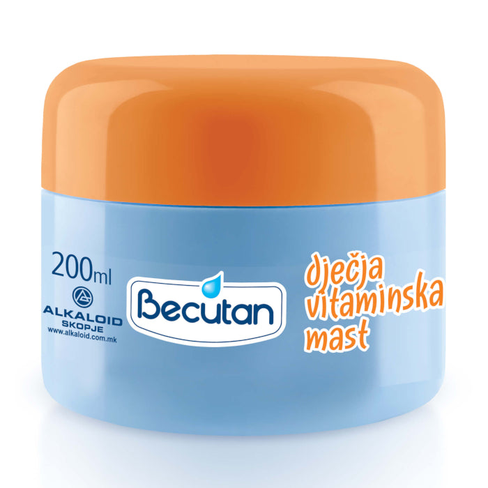 Becutan vitamin fat 200 ml - Macedonian Delicacies
