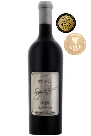Chateau Kamnik - Merlot Signature Grand Reserva - Macedonian Delicacies