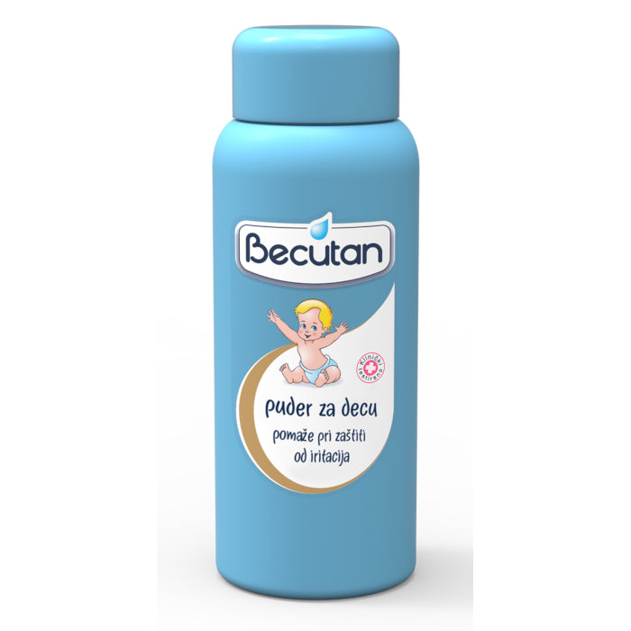 Becutan powder for children 100 g - Macedonian Delicacies
