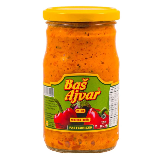 Bash ajvar mild DIEM-GP 660g - Macedonian Delices