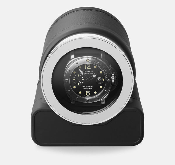 Monochrome Watches Shop | Scatola del Tempo - Rotor One - Watch Winder - Grey