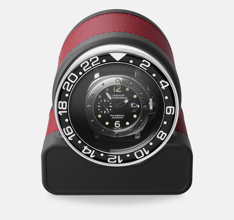 Scatola del Tempo - Rotor One Sport - Watch Winder - Red