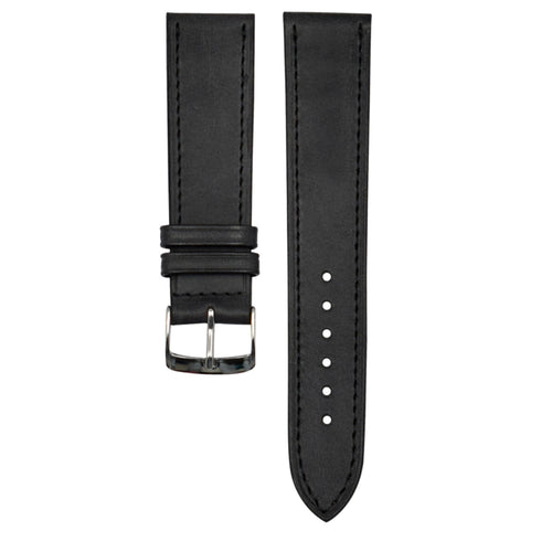 Barenia leather watch strap