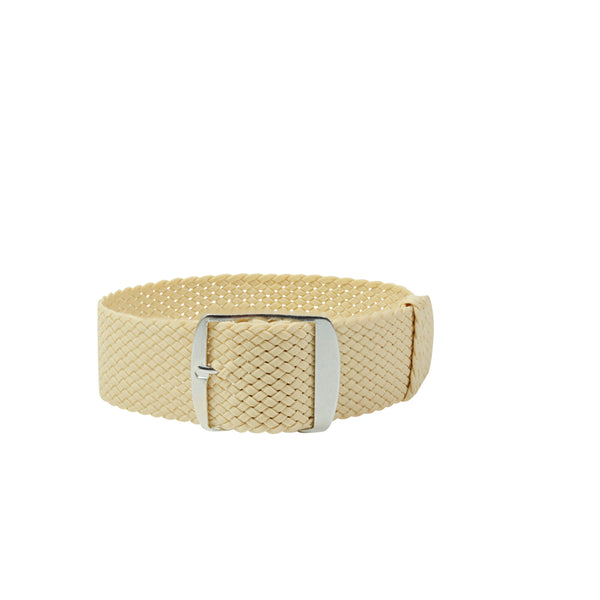 Monochrome Watches Shop | Perlon Strap - Sand