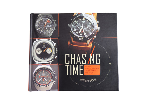 Allistair Gibbons - Chasing Time - Watch Books