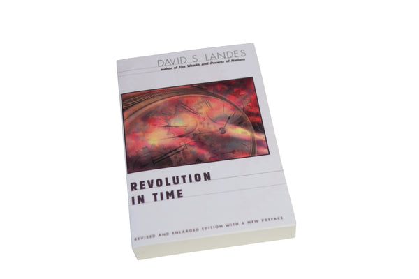 David S. Landes - Revolution In Time - Watch Books