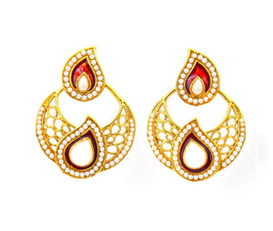indian personalized earring jewelery