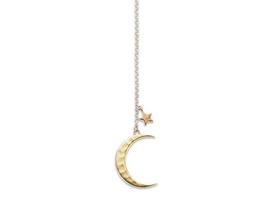 Moon Chain Lariat - The Spirit of Boho
