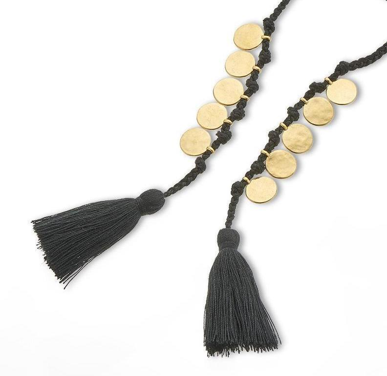 Athenian Lariat - The Spirit of Boho