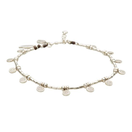 The Rising Sun Anklet