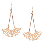 Rising Sun Earrings - The Spirit of Boho