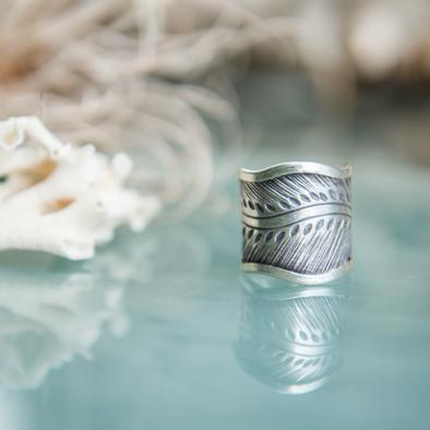 Vines of the Sea Ring - The Spirit of Boho