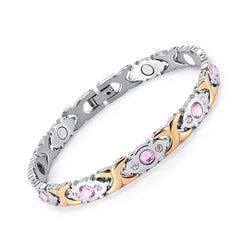 Fashionable Magnetic and Germanium Therapy Bracelet (FMG970927)