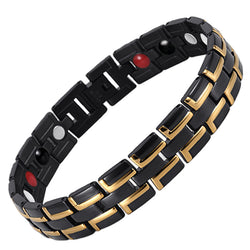 Stylish Bio-Energy Magnetic Therapy Bracelet (SBM10134)