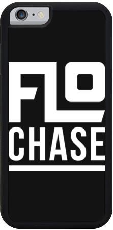 Flo Chase iPhone Case