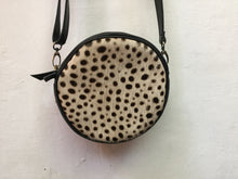 Moon Round Leather bag - AnamasGypsy
