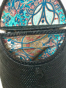 Back Pack Rattan Bag - AnamasGypsy