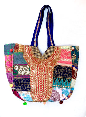Rani I Indian Vintage Bag - AnamasGypsy