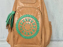 Kosem Leather Backpack - AnamasGypsy