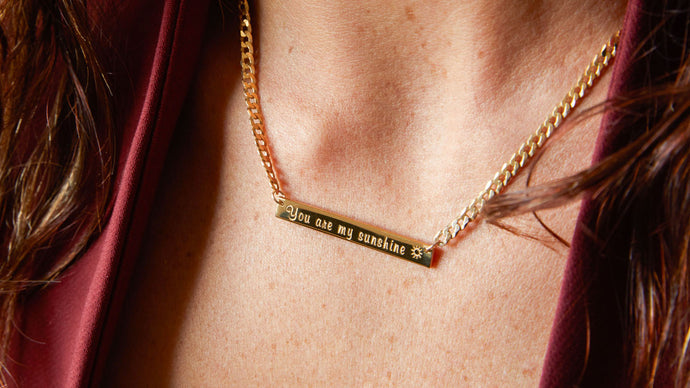 Custom Personalized Jewelry: 5 Reasons it Makes the Perfect Gift