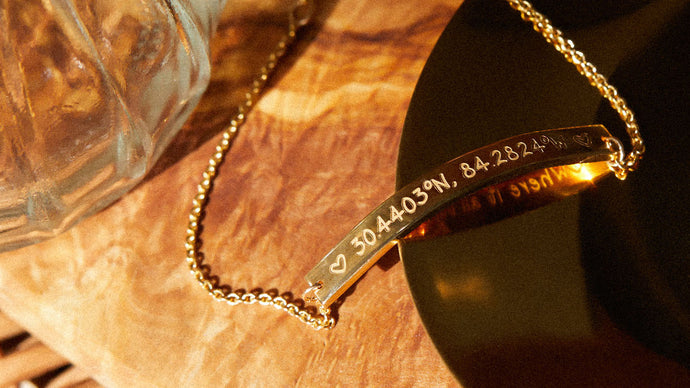 Coordinates Jewelry: How to Find Your GPS Coordinates