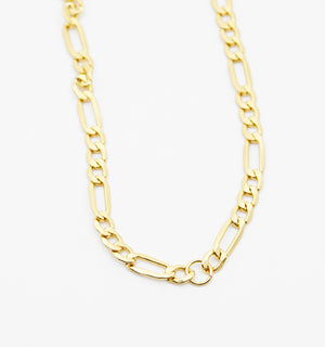 Long Curb Necklace