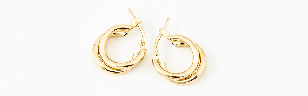 Duo Hoops - Small