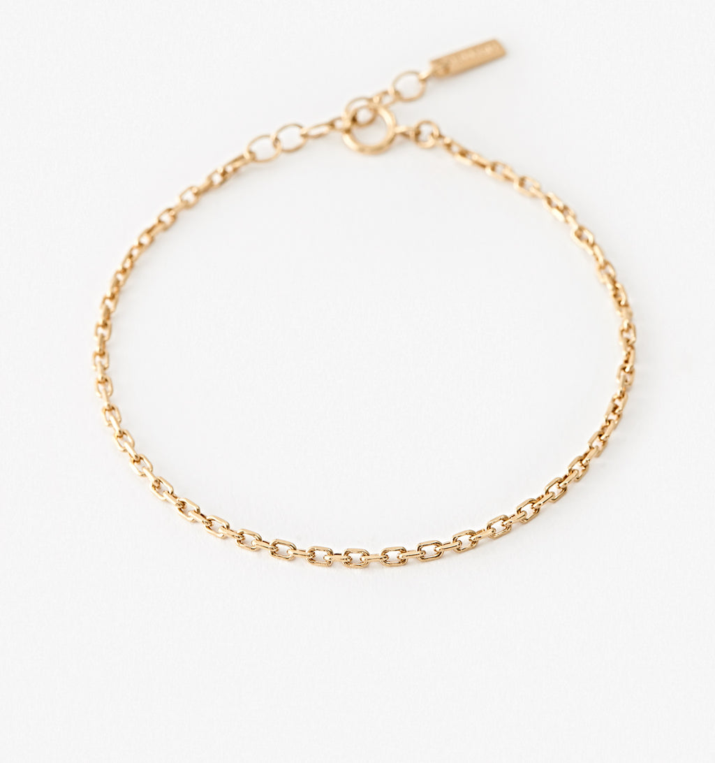Sleek Chain Bracelet