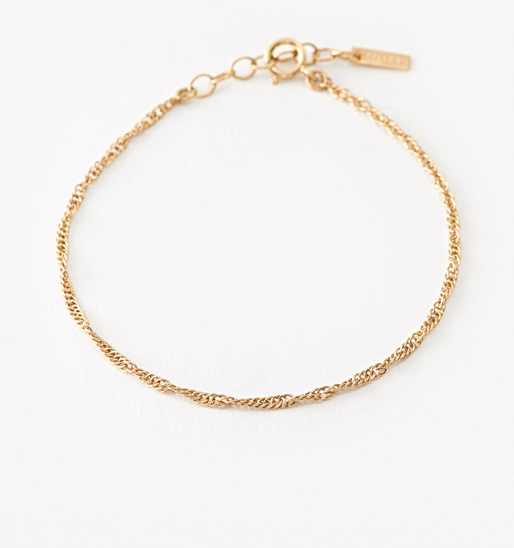 Dainty Rope Chain