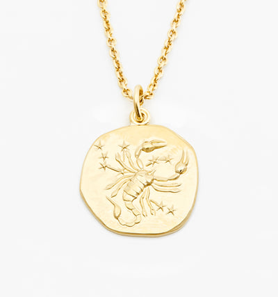 Scorpio Pendant Necklace