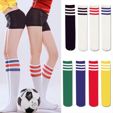 75e56c371 Thigh High Long Socks of 2017 Fall for Women Ladies Black Color Over ...
