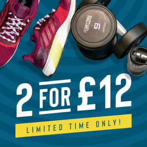 The 2 For £12 Deal Is Here!