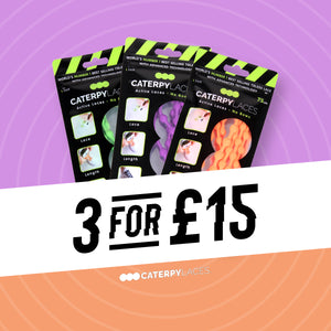 Buy Three Laces for £15!
