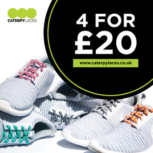 Four Laces For £20!