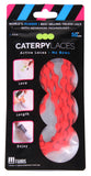 Caterpy Laces Ruby Red 50cm
